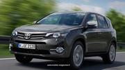 Futur Toyota RAV4 : À nouveau combatif