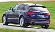Essai Audi SQ5 : blason justifié