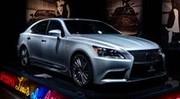 Lexus dévoile la nouvelle gamme LS