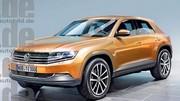 Volkswagen : un Touareg plus dynamique pour concurrencer le BMW X6 ?