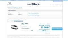 Peugeot casse la Ion