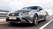 Essai Lexus GS 450h