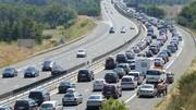 11h54 le samedi 4 août, la minute la plus chargée sur les routes françaises