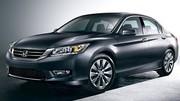 Honda dévoile les premières photos officielles de l'Accord 2013