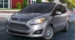 Ford C-Max Energi hybride, rapide en électrique