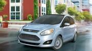 Ford C-Max Hybrid : plus sobre qu'une Prius
