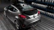 Hyundai présentera son coupé Veloster en version turbo au Mondial de Paris