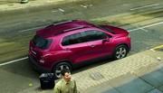 Chevrolet Trax, nouvelles photos