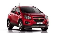 Le Chevrolet Trax : un SUV compact séduisant