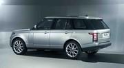 Range Rover : grosse cure d'amaigrissement