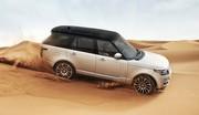 Nouveau Range Rover : plus léger…en poids seulement