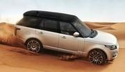 Nouveau Range Rover 2013 : classe alu et toujours au top