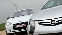 Essai Opel Ampera vs Renault Fluence ZE : Confrontation électrique