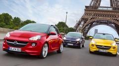 Opel Adam lancée le 27 septembre