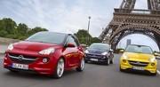 Opel Adam : les commandes débuteront dès le 27 septembre