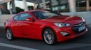 Hyundai Genesis Coupé : restylé et revitaminé