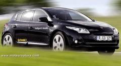 Continental construit une Renault Megane électrique