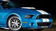 Ford Mustang Shelby GT500 Cobra : un modèle unique en hommage au Maitre Shelby