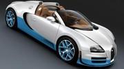 Bugatti Veyron Grand Sport Vitesse SE