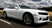 Essai Chevrolet Camaro Cabriolet : American Gangster