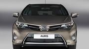 Toyota présentera l'Auris 2ème génération au Mondial de Paris