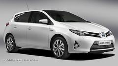 Premières infos sur la nouvelle Toyota Auris hybride