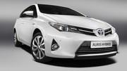 Toyota : la nouvelle Auris ne sera plus triste