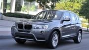 BMW X3sDrive18d : Mondial 2012 : entrée plus accessible