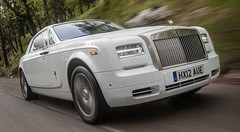 Essai Rolls-Royce Phantom Coupé Series II V12 460 ch : Semi-million dollars baby