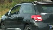 Voici la première photo de la DS3 cabriolet