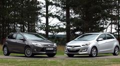 Essai Hyundi i30 vs Ford Focus : bousculer les codes