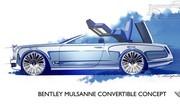 Bentley Mulsanne Convertible : la relève arrive