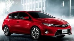 Toyota Auris II : refonte esthétique