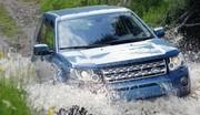 Le Land Rover Freelander passe par la case restylage