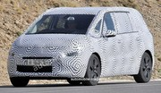 Citroën C4 Grand Picasso 2013 : Changements de taille