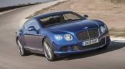 Continental GT Speed : la Bentley qui lorgne du côté des supercars