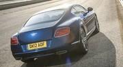 Bentley Continental GT Speed : sportive et distinguée
