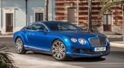 Bentley Continental GT Speed : la nouvelle voiture de performance vedette de Bentley
