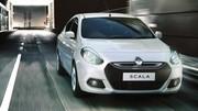 Renault Scala, pour l'Inde