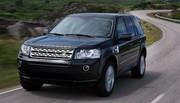 Land Rover Freelander restylé : 240 ch et quelques LEDs
