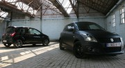 Essai Renault Twingo RS vs Suzuki Swift Sport : Cœur de pirates !
