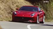 Emission Automoto : La Ferrari la plus puissante; Record de vitesse