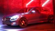 La Mercedes CLA se montre en avance