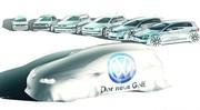 Premier teaser pour la Volkswagen Golf 7