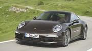 Porsche 911 Type 991 Carrera 4 & 4S : 4 roues motrices et 4 versions