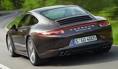 Porsche 911 Carrera 4 Génération 991 : Bandeau à part