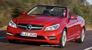 Restylage Mercedes Classe E Cabriolet et Coupé : Logique respectée