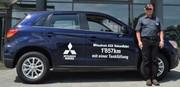 Le Mitsubishi ASX a parcouru 1857 km avec un plein de gasoil