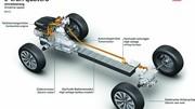 Audi proposera le Quattro électrique sur ses grandes berlines