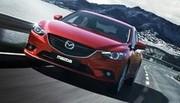 Mazda6 berline 2012 : Première mondiale à Moscou pour la 3ème génération